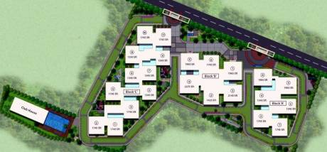 1550 sqft, 3 bhk Apartment in Vertex Siris Signa Benz Circle, Vijayawada at Rs. 1.0100 Cr