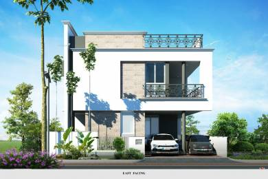 2570 sqft, 3 bhk Villa in Builder Vertex Capital County Villa Namburu, Guntur at Rs. 1.1300 Cr