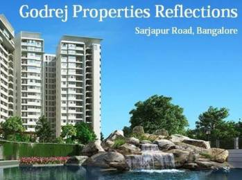775 sqft, 1 bhk Apartment in Godrej Reflections Harlur, Bangalore at Rs. 59.0000 Lacs
