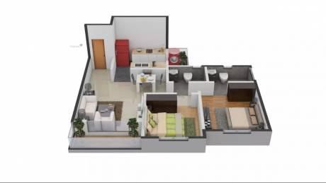 966 sqft, 2 bhk Apartment in TATA New Haven Nelamangala Town, Bangalore at Rs. 36.0000 Lacs
