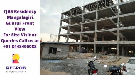 1251 sqft, 2 bhk Apartment in Builder TJAS Residency Mangalagiri, Guntur at Rs. 50.0400 Lacs