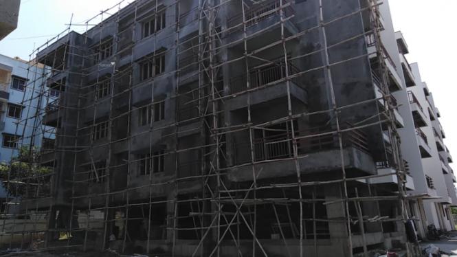1215 sqft, 2 bhk Apartment in Aryav Crosswinds Horamavu, Bangalore at Rs. 45.3375 Lacs