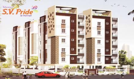 1080 sqft, 3 bhk Apartment in Builder S V Pride Vidya Nagar, Guntur at Rs. 55.0000 Lacs