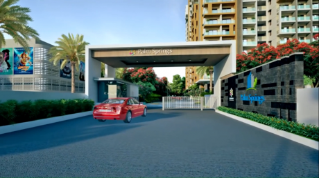 2185 sqft, 3 bhk Apartment in Jyothirmaye Palm Springs Srinivasarao Pet, Guntur at Rs. 1.1750 Cr