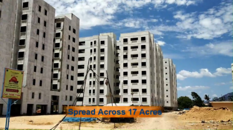 1170 sqft, 2 bhk Apartment in Builder Marg Vishwashakthi Panneru Kalva, Chittoor at Rs. 38.6100 Lacs