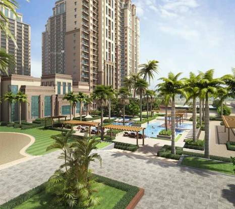 1165 sqft, 2 bhk Apartment in ATS Homekraft Happy Trails Sector 10 Noida Extension, Greater Noida at Rs. 41.9400 Lacs