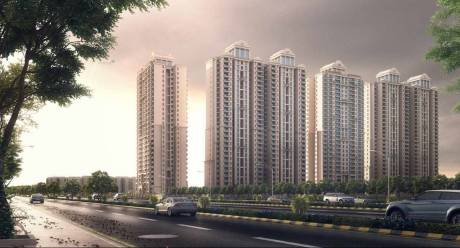 2038 sqft, 4 bhk Apartment in ATS Rhapsody Sector 1 Noida Extension, Greater Noida at Rs. 77.4440 Lacs