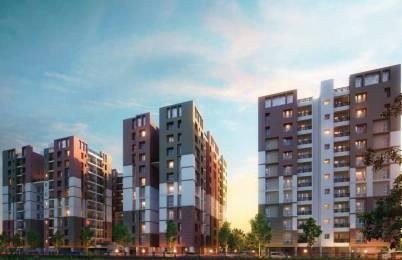 1257 sqft, 3 bhk Apartment in Unimark Unimark Springfield Rajarhat, Kolkata at Rs. 54.0510 Lacs