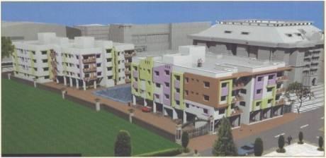 1359 sqft, 2 bhk Apartment in Builder KUMAR AANGAN Hooghly, Kolkata at Rs. 35.3340 Lacs