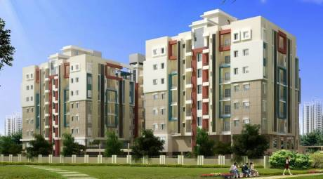 1620 sqft, 3 bhk Apartment in GHG Developers Akchat Laxmi Garden Howrah, Kolkata at Rs. 72.0900 Lacs