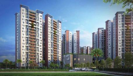 975 sqft, 2 bhk Apartment in Builder Siddha Happyville Rajarhat, Kolkata at Rs. 38.2200 Lacs