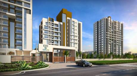 1147 sqft, 3 bhk Apartment in Ganguly 4 Sight Grand Castle Garia, Kolkata at Rs. 59.0705 Lacs