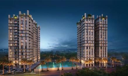 920 sqft, 2 bhk Apartment in Builder Meridian Splendora Dum Dum, Kolkata at Rs. 49.8640 Lacs