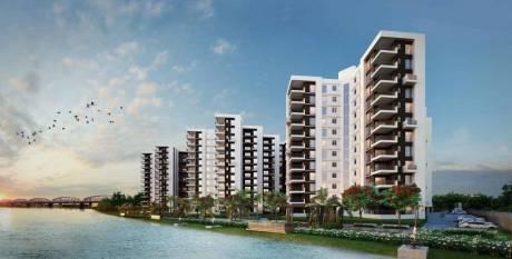 1008 sqft, 2 bhk Apartment in Unimark Unimark Riviera Uttarpara Kotrung, Kolkata at Rs. 34.1712 Lacs