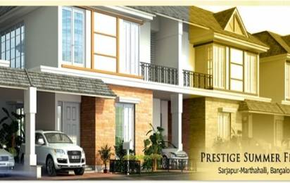 3600 sqft, 4 bhk Villa in Prestige Summer Fields Marathahalli, Bangalore at Rs. 90000
