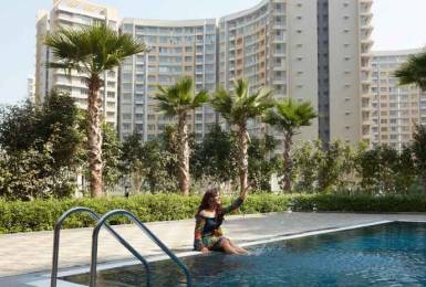 1080 sqft, 2 bhk Apartment in Adani The Meadows Near Vaishno Devi Circle On SG Highway, Ahmedabad at Rs. 57.2000 Lacs