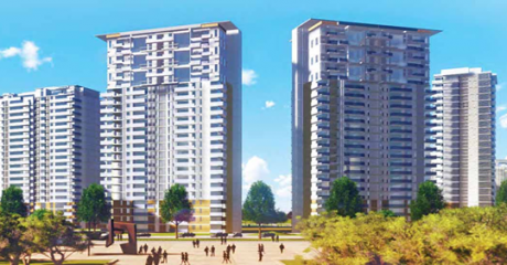 1366 sqft, 2 bhk Apartment in M3M Woodshire Sector 107, Gurgaon at Rs. 77.0000 Lacs
