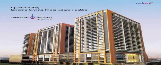 1491 sqft, 3 bhk Apartment in Adani Estates Western Heights Phase 1 Residential Andheri West, Mumbai at Rs. 5.8400 Cr