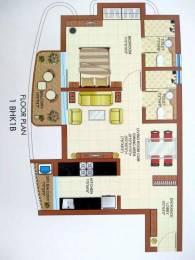 782 sqft, 1 bhk Apartment in Tanvi Eminence Phase 1 Mira Road East, Mumbai at Rs. 64.0000 Lacs