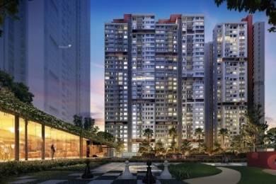 713 sqft, 1 bhk Apartment in Builder kalpataru starlight Kolshet Road, Mumbai at Rs. 82.0000 Lacs