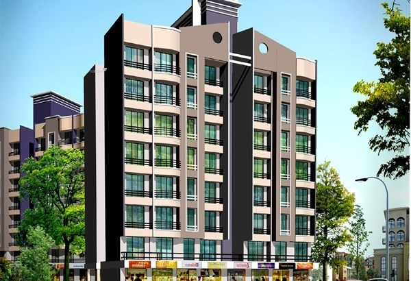950 sqft, 2 bhk Apartment in Rishabh Platinum Virar, Mumbai at Rs. 35.0000 Lacs