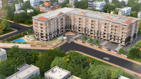 1525 sqft, 3 bhk Apartment in Builder Nandadeep Urwa Marigudi Road, Mangalore at Rs. 68.0000 Lacs