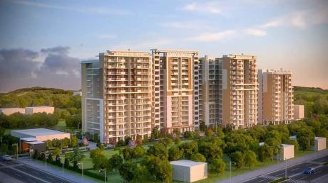 1284 sqft, 2 bhk Apartment in Alliance The Eminence Shatabgarh, Zirakpur at Rs. 47.5000 Lacs