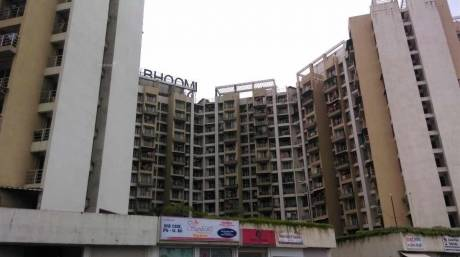 600 sqft, 1 bhk Apartment in Gajra Bhoomi Gardenia 1 Roadpali, Mumbai at Rs. 10000