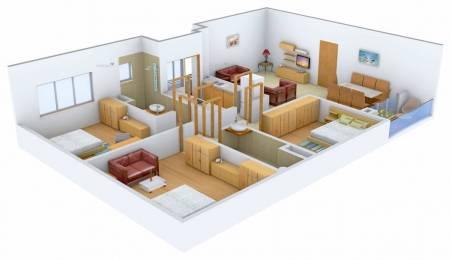 1802 sqft, 3 bhk Apartment in Ruchi Active Acres Tangra, Kolkata at Rs. 0