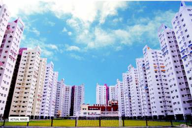 1524 sqft, 3 bhk Apartment in Eden City Group Eden City Maheshtala Maheshtala, Kolkata at Rs. 90.0000 Lacs