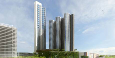 1404 sqft, 2 bhk Apartment in Lodha Fiorenza Goregaon East, Mumbai at Rs. 70000
