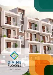 850 sqft, 2 bhk BuilderFloor in Builder Divine Floors Peer Muchalla, Zirakpur at Rs. 23.7500 Lacs