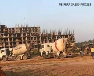 1721 sqft, 3 bhk Apartment in Motia Blue Ridge Dhakoli, Zirakpur at Rs. 65.9000 Lacs