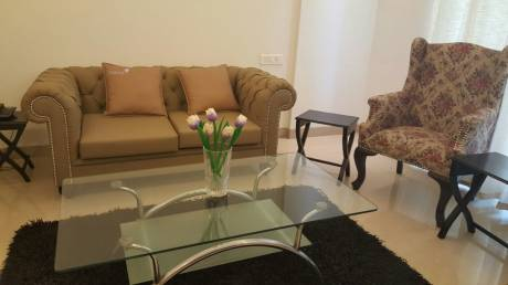 1321 sqft, 1 bhk Apartment in Central Park The Room Sector 48, Gurgaon at Rs. 45000