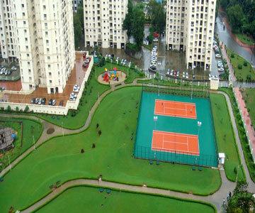 1695 sqft, 3 bhk Apartment in Builder Project Manpada, Mumbai at Rs. 52000