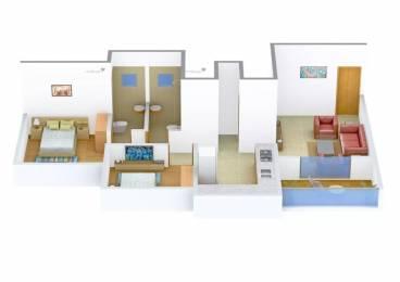 934 sqft, 2 bhk Apartment in SGL Vishwajeet Residency Kharadi, Pune at Rs. 57.0000 Lacs