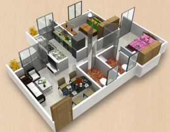985 sqft, 2 bhk Apartment in Shree Krishna Eastern Winds Kurla, Mumbai at Rs. 1.2900 Cr