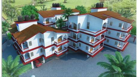 990 sqft, 2 bhk Apartment in Builder Mother Agnes Hill Top Residency Aldona, Goa at Rs. 48.6500 Lacs