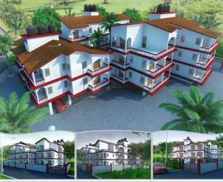 1033 sqft, 2 bhk Apartment in Builder Mother Agnes Hill Top Residency Aldona, Goa at Rs. 48.6500 Lacs