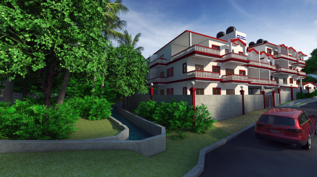 1147 sqft, 2 bhk Apartment in Mega Structures Mother Agnes And Anarita Residency Porvorim, Goa at Rs. 62.3172 Lacs