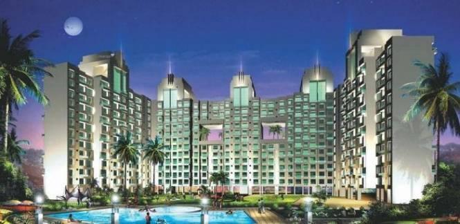 1785 sqft, 3 bhk Apartment in Goodwill Paradise Kharghar, Mumbai at Rs. 1.6000 Cr