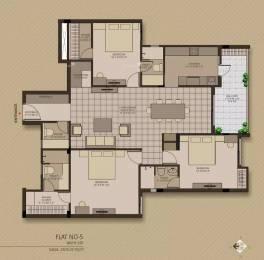 2300 sqft, 3 bhk Apartment in Upasna Mayfair Ashok Nagar, Jaipur at Rs. 1.7250 Cr
