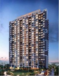 825 sqft, 2 bhk Apartment in Chandak Nishchay Wing F Borivali East, Mumbai at Rs. 1.0100 Cr