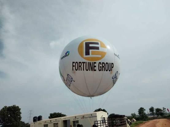 1035 sqft, Plot in Builder fortuneparadise near maheswaram highway Srisailam Highway, Hyderabad at Rs. 17.2489 Lacs