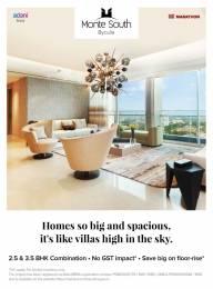 1532 sqft, 3 bhk Apartment in Marathon Monte South 2 Byculla, Mumbai at Rs. 4.4700 Cr