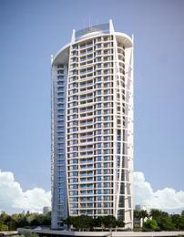 1050 sqft, 2 bhk Apartment in Rosa Bella Thane West, Mumbai at Rs. 1.1200 Cr