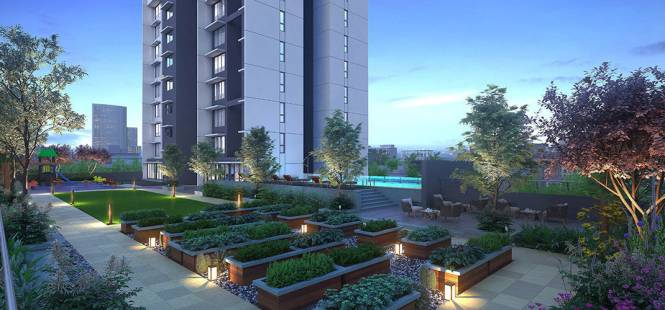 911 sqft, 2 bhk Apartment in Builder Mahindra Roots Kandivali East Mumbai Kandivali East, Mumbai at Rs. 1.4200 Cr