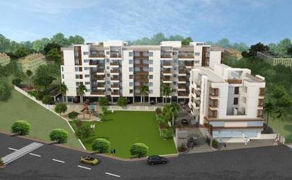 2047 sqft, 3 bhk Apartment in Peninsula Ashok Astoria Shreerang Nagar, Nashik at Rs. 92.0000 Lacs