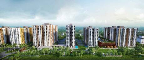 817 sqft, 2 bhk Apartment in Builder Godrej Properties Godrej 7 Godrej Joka Hanspukuria, Kolkata at Rs. 31.0000 Lacs