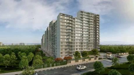 1103 sqft, 2 bhk Apartment in Godrej Aqua Bagaluru Near Yelahanka, Bangalore at Rs. 56.0000 Lacs